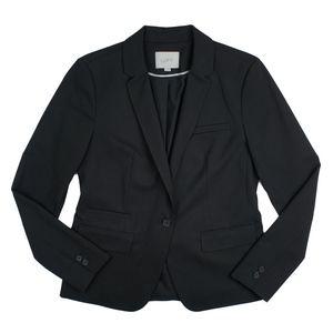 Ann Taylor Loft Black Blazer Jacket